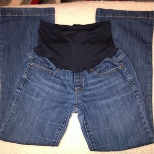 ✔2/$25  Maternity Jeans 26/2a